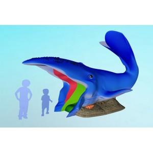 Tobogán ballena