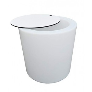 Pongotodo-mesa sundara blanca