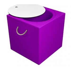 Pongotodo-mesa cubo 43 colores con ASA