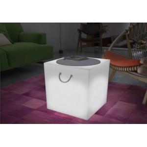 Pongotodo-mesa cubo 43 iluminado con ASA