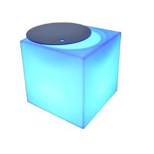 Pongotodo-mesa cubo 43 iluminado RGB