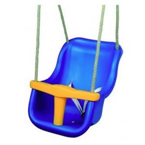 Plastic baby seat