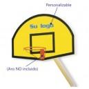 Tablero de baloncesto personalizado